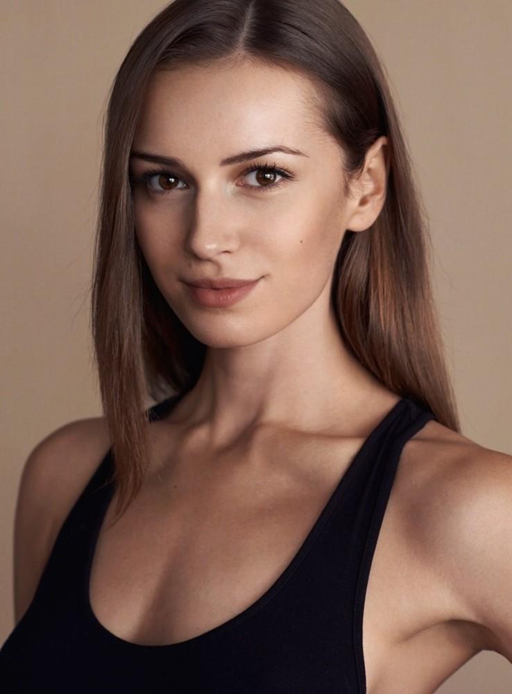 Model Polina Boyd grid item photo