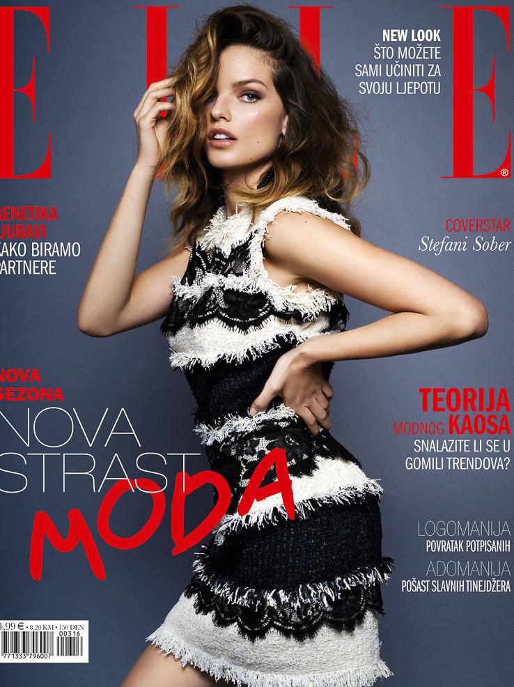 Model Stefani Sober grid item photo